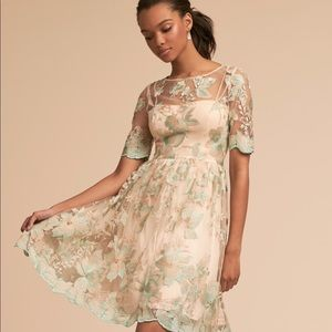 Anthropologie Nadine Dress